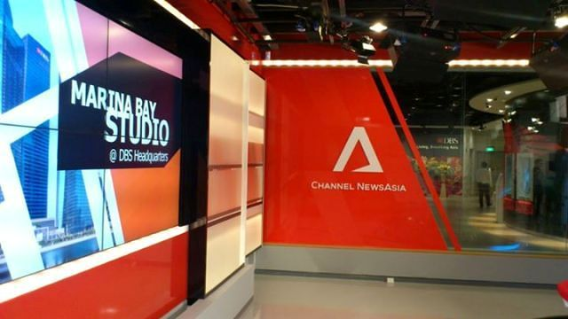 Watch Channel NewsAsia Live Streaming - CNA Singapore