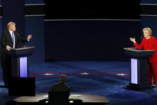 Who Won the First Presedential Debate Between Hillary Clinton and Donald Trump