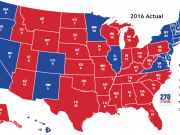 United States Presidential Elections 2016 Results