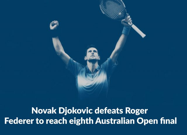 Novak into Finals of AU Open