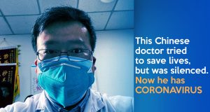 The Chinese Doctor who was silenced