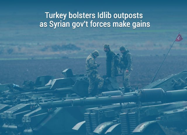 Turkey in Difficult Situation after Losing Key Town on Syrian Border