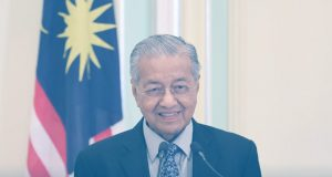 Mahathir Steps down at 94