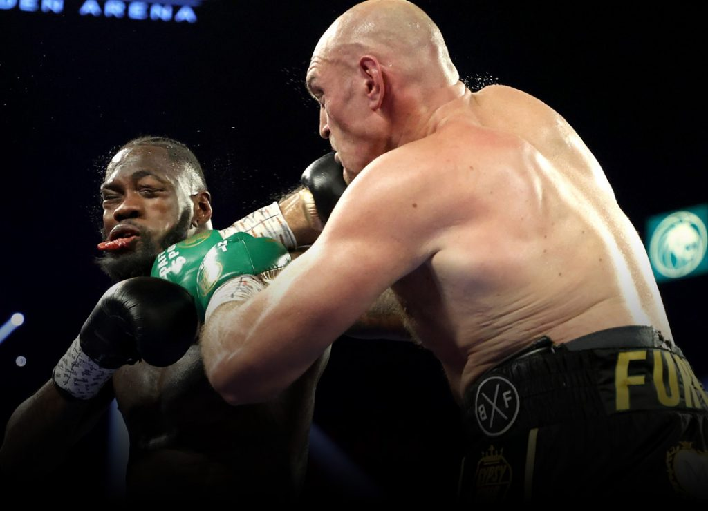 Fury vs Wilder II