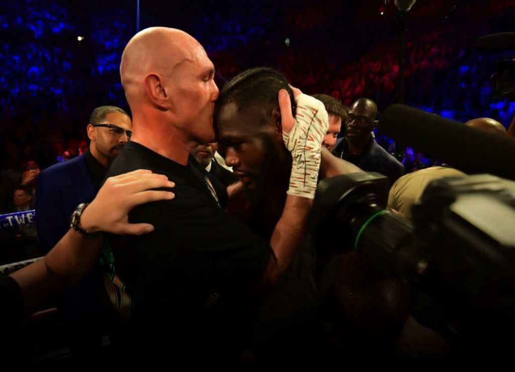 Wilder vs Fury Rematch
