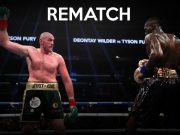 Fury Pumped up Ahead of Rematch with Wilder in Las Vegas