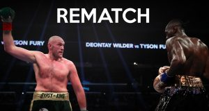 Fury vs Wilder - Rematch
