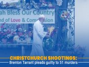 Brenton Tarrant, Christchurch Shooter Pleads Guilty to 51 Murders