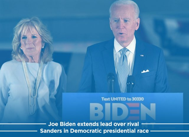 Joe Biden Cements his Place for General Election