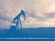 Oil Prices Hit a Historic Low Since 1991 After KSA Hit Backs in Price War