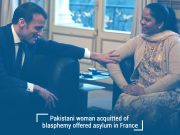 Blasphemy Convict Aasia Bibi Offered Asylum by Macron