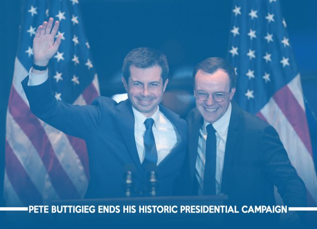 Buttigieg out of Race