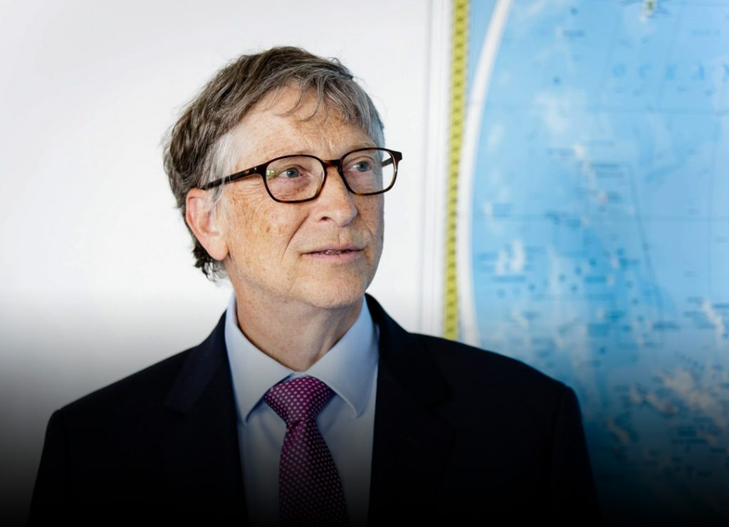 Bill Gates Steps Down from MS Board