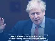 United Kingdom: PM Boris Johnson Admitted to Hospital