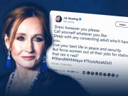 JK Rowling responds to criticism after trans tweets
