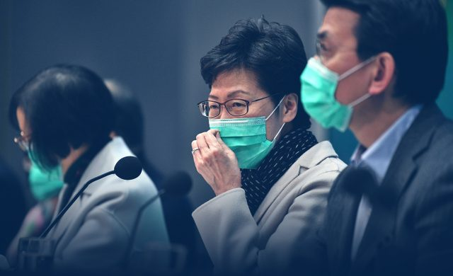 Hong Kong health systems face collapase
