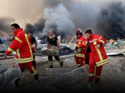 Lebanon mourns Beirut blast as search and rescue operations are carried