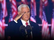 Pence warns Americans to not vote for Biden in Convention