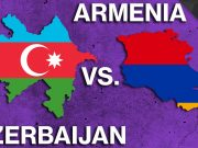 Armenia and Azerbaijan battle for disputed Nagorno-Karabakh