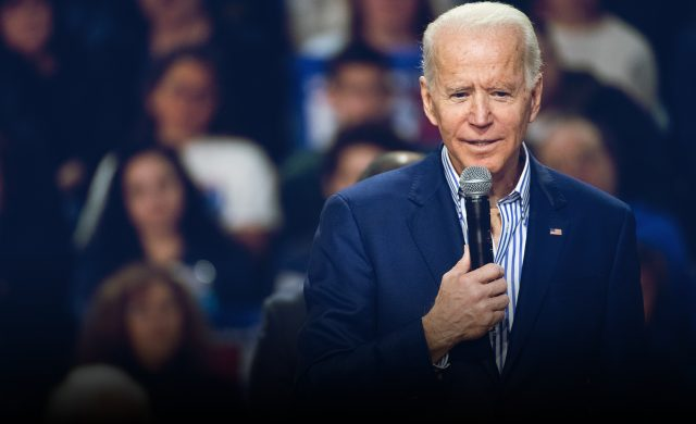 Joe Biden calls for charges on police