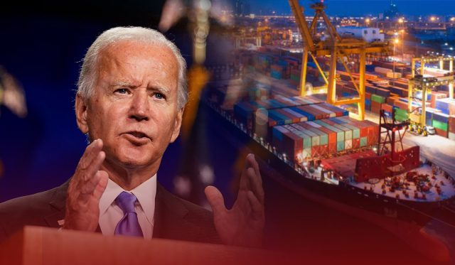 Biden: US tradel deal with UK linked with the respec of Good Firday Agreement