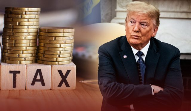 Trump evaded taxes claims Times