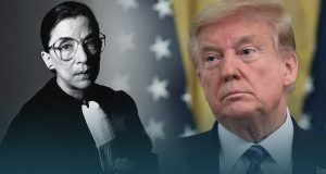 Trump vows to replace justice Ruth Bader Ginsburg