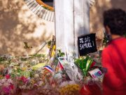 Rallies organized to pay respects to Samuel Paty in France