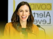 Jacinda Ardern tipped to win outright majority as New Zealand heads to polls