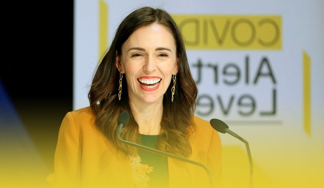 Ardern wins looks to win general elections