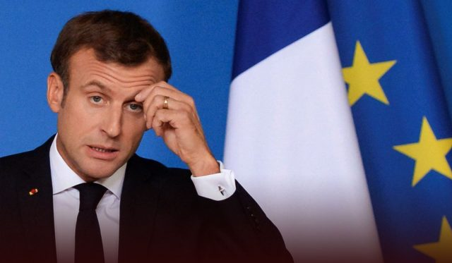 Macron declares second lockdown in country