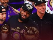 NBA: Lakers pay tribute to Kobe Bryant after sealing Championship