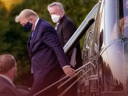 Trump health being monitored after a week of confusion