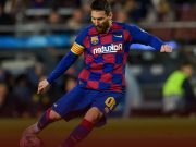 Lionel Messi: Manchester City wants his former player to finish career with Barca