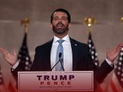 Trump sons chide fellow GOP-members for weak backing of their father