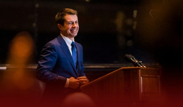 President-elect Biden chooses Pete Buttigieg as transportation secretary