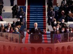 Biden signs executive orders on the first day to target Trump's Legacy