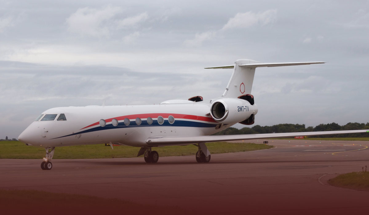 John Kerry family private jet released an almost 166 metric tons of carbon in 2020