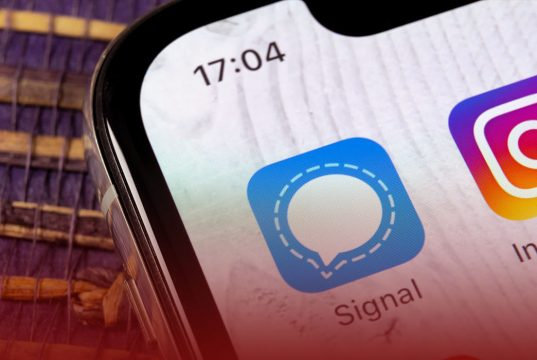 Signal stops working amid the surge in downloads