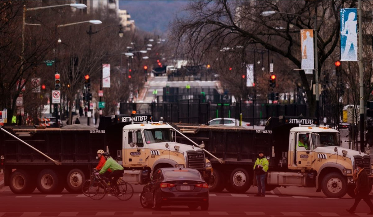 What to know about Security Measures ahead of Inauguration Day