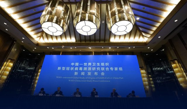 COVID-19 Came from Lab in China – World Health Organization