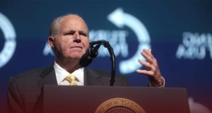 Rush Limbaugh conservative talk radio icon, died of cancer at 70