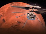 Ingenuity helicopter calls Earth from Mars
