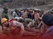 Uttarakhand glacier bursts dam disaster took 19 lives and 177 missing