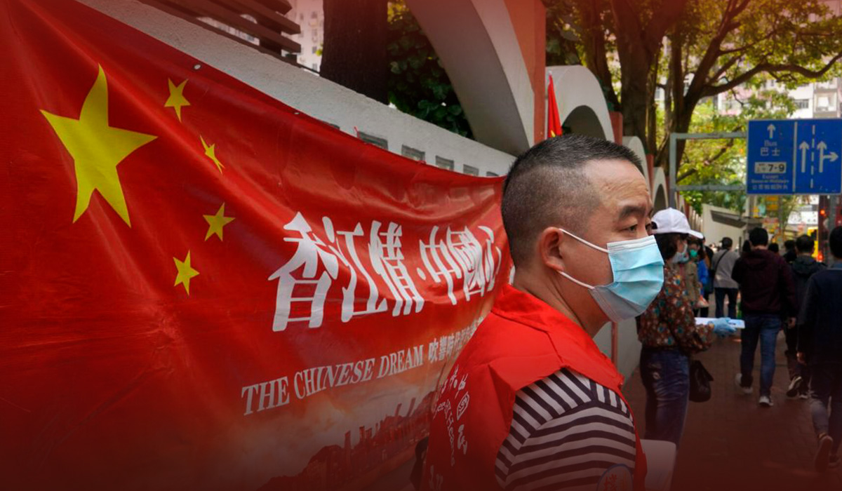 China Passed Sweeping Changes to Hong Kong's Electoral Rules