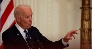 President Joe Biden Suggests Competing Plan to China's 'Belt and Road'