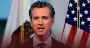 Gov. Newsom blames anti-vax extremists and 'anti-mask for recall effort