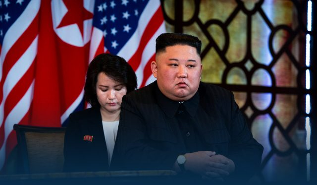 North Korea Carried Out 1st Weapons Test since Biden's Presidency