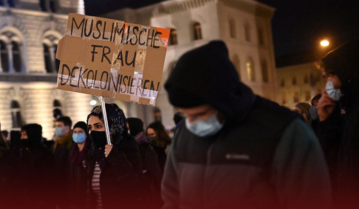 Swiss voters approved to ban face coverings in public