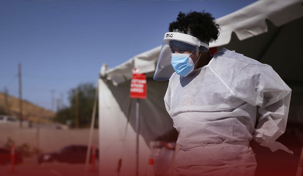 Texas coronavirus numbers decreases after 17 days restrictions lifted